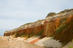 χρώματα απότομων βράχων Στοκ Εικόνες