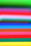 χρώματα αφαίρεσης στοκ εικόνα