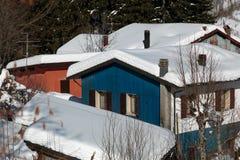 Χρώματα βουνών Στοκ εικόνες με δικαίωμα ελεύθερης χρήσης