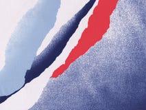χρώματα Γαλλία ανασκόπηση& Στοκ Εικόνα
