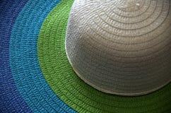 Χρώματα ενός καπέλου στοκ φωτογραφία με δικαίωμα ελεύθερης χρήσης