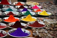 χρώματα Ινδία Στοκ εικόνα με δικαίωμα ελεύθερης χρήσης