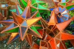 Χρώματα και μορφές Στοκ εικόνα με δικαίωμα ελεύθερης χρήσης