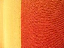 χρώματα καμβά Στοκ Φωτογραφία