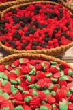 Χρώματα καραμελών Στοκ Εικόνες
