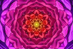 Χρώματα ουράνιων τόξων καλειδοσκόπιων Στοκ εικόνες με δικαίωμα ελεύθερης χρήσης