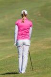 Χρώματα ουρών πόνι γυναικών γκολφ Στοκ Εικόνα