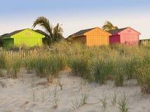 χρώματα παραλιών Στοκ φωτογραφίες με δικαίωμα ελεύθερης χρήσης