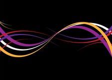 χρώματα που στρίβονται Στοκ Εικόνες