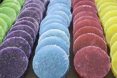 Χρώματα σαπουνιών Στοκ Εικόνες