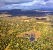 Χρώματα Σεπτεμβρίου Ουραλίων Στοκ εικόνα με δικαίωμα ελεύθερης χρήσης