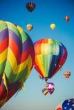 Χρώματα στον αέρα Στοκ φωτογραφίες με δικαίωμα ελεύθερης χρήσης