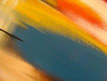 Χρώματα συνεδρίασης Στοκ φωτογραφία με δικαίωμα ελεύθερης χρήσης