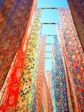 Χρώματα της βαφής των ενδυμάτων στοκ εικόνες με δικαίωμα ελεύθερης χρήσης