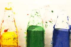 Χρώματα της Βραζιλίας Στοκ Εικόνα