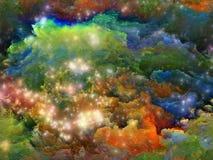 Χρώματα της δημιουργίας Στοκ Φωτογραφία