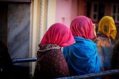 Χρώματα της Ινδίας. Στοκ φωτογραφίες με δικαίωμα ελεύθερης χρήσης