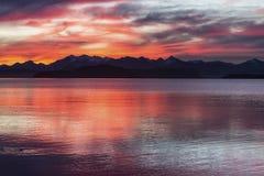 Χρώματα της Παταγωνίας Στοκ Εικόνες