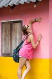 Χρώματα της Ταϊλάνδης Στοκ εικόνα με δικαίωμα ελεύθερης χρήσης