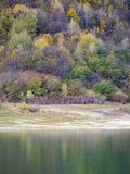 Χρώματα φθινοπώρου στη Ρουμανία Στοκ Φωτογραφία