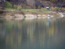 Χρώματα φθινοπώρου στη Ρουμανία Στοκ Φωτογραφίες