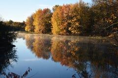 Χρώματα φθινοπώρου - Couleur automnale Στοκ Εικόνες