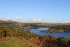 Χρώματα φθινοπώρου Dartmoor Στοκ φωτογραφίες με δικαίωμα ελεύθερης χρήσης