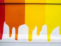 Χρώματα χρωμάτων Στοκ εικόνες με δικαίωμα ελεύθερης χρήσης