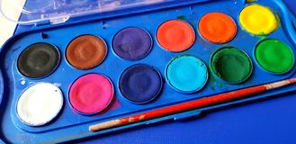 χρώματα στοκ φωτογραφίες με δικαίωμα ελεύθερης χρήσης
