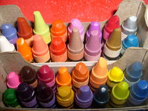 χρώματα Στοκ φωτογραφία με δικαίωμα ελεύθερης χρήσης