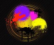 χρώματα διανυσματική απεικόνιση
