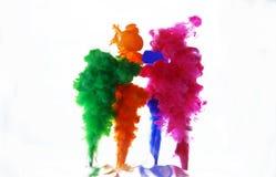 χρώματα Στοκ Φωτογραφίες