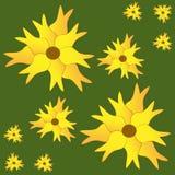 χρώματος διάφορο διάνυσμα παραλλαγών προτύπων πιθανό Στοκ Εικόνες