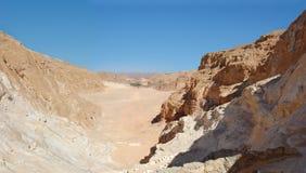 χρώμα Αίγυπτος φαραγγιών Στοκ εικόνες με δικαίωμα ελεύθερης χρήσης