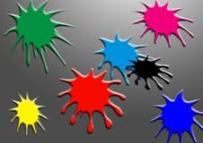 χρώμα ανασκόπησης Στοκ φωτογραφία με δικαίωμα ελεύθερης χρήσης
