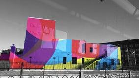Χρώμα λαϊκό Στοκ εικόνες με δικαίωμα ελεύθερης χρήσης