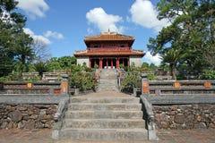 Χρώμα Βιετνάμ τάφων στοκ εικόνες με δικαίωμα ελεύθερης χρήσης