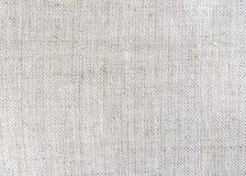 Χρώμα γήινου τόνου σύστασης λινού για το υπόβαθρο Στοκ εικόνες με δικαίωμα ελεύθερης χρήσης
