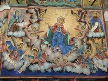 Χρώμα εκκλησιών Στοκ φωτογραφία με δικαίωμα ελεύθερης χρήσης