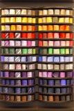 Χρώμα δεσμών Στοκ Εικόνες