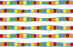 χρώμα ζωνών Στοκ Εικόνες