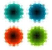 χρώμα ημίτονο απεικόνιση αποθεμάτων