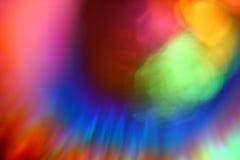 χρώμα θαμπάδων ανασκόπησης Στοκ Φωτογραφίες