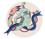 Χρώμα καγκουρό Στοκ φωτογραφία με δικαίωμα ελεύθερης χρήσης