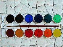 χρώμα κιβωτίων στοκ φωτογραφίες με δικαίωμα ελεύθερης χρήσης