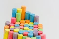 Χρώμα κιμωλίας Στοκ Φωτογραφία