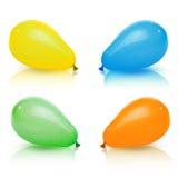 χρώμα μπαλονιών Στοκ εικόνα με δικαίωμα ελεύθερης χρήσης