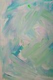 Χρώμα στον καμβά στοκ φωτογραφίες με δικαίωμα ελεύθερης χρήσης