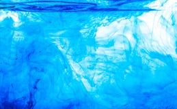 Χρώμα στο ύδωρ Στοκ Φωτογραφία