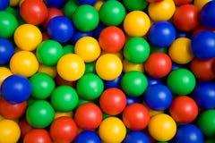 χρώμα σφαιρών Στοκ εικόνα με δικαίωμα ελεύθερης χρήσης